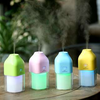能量瓶加濕器(電池版) Energy Bottle Humidifier(Battery Edition)