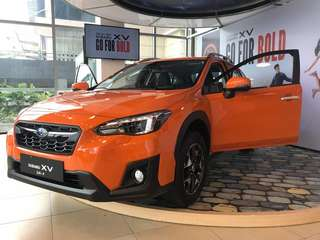 Suv Subaru Xv 2018 (Promotion NOW!)