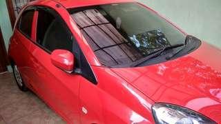 Honda Brio Satya E Merah Istimewa