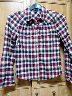 Gap Kids Flannel Shirt 14-15y