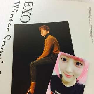 EXO FOR LIFE 韓壓版 韓文版