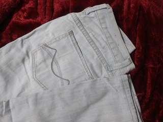 Mossimo Light Skinny Jeans