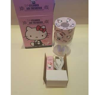 LED 迷你空氣清新機 (粉红色) / LED Hello Kitty Car Air Freshener (Pink)