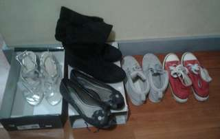 Teen's Shoes S5 to S6