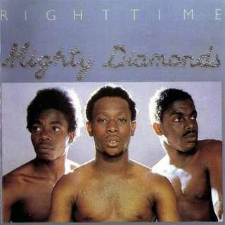 The Mighty Diamonds 'Right Time' vinyl