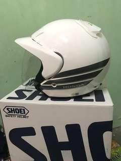 Shoei Jf2 Honda (jual/swap handphone)