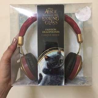 Alice in Wonderland Headphones