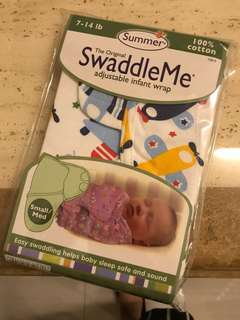 Summer SwaddleMe Infant Wrap Newborn Toddle Swaddle Baby Blanket