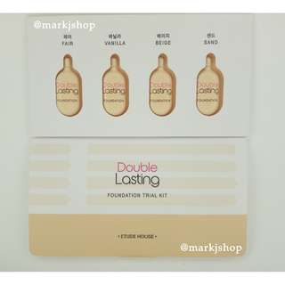 ETUDE HOUSE DOUBLE LASTING FOUNDATION 4 IN 1