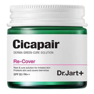 Dr Jart+ Cicapair Derma Green Cure Solution Re-Cover (New)
