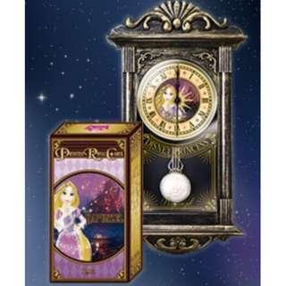 🇯🇵✨日本直送✨ Disney Princess - Royal Clock Ver. 2 {Rapunzel}✨