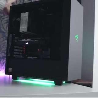 CUSTOM GAMING PC 1050TI