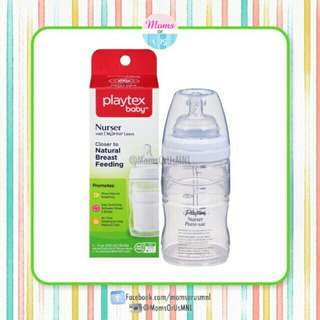 ‼️NEW‼️PLAYTEX Baby™️ Nurser with DROP-INS Liners 4oz(0-3m+)