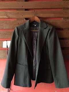 Dark Grey Blazer