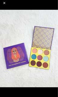 Saharan II palette instock no waiting time authentic