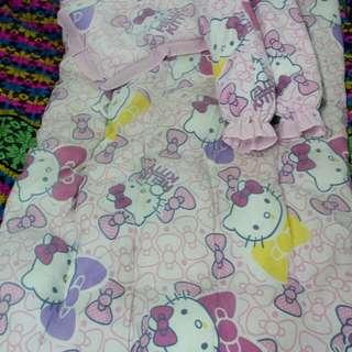 Baby set comforter