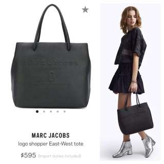 MARC JACOBS Shoppers Tote ➰CURRENT STYLE➰