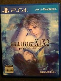 PS4 Final Fantasy X / X-2