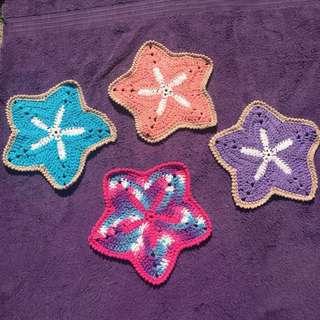 Handmade Crochet starfish