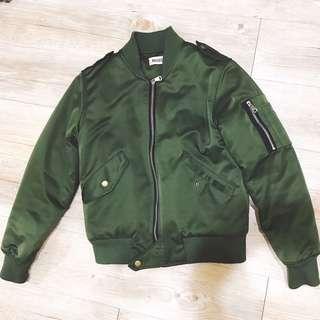 🚚 重磅-軍綠飛行員外套