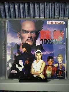 PS1 - Tekken 2