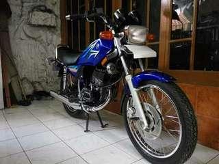 Dijual Yamaha RX King tahun 2004