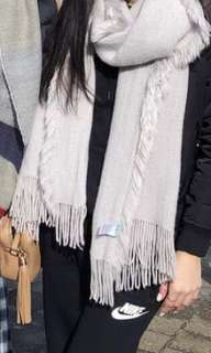 WHAT BRAND THIS SCARF IS