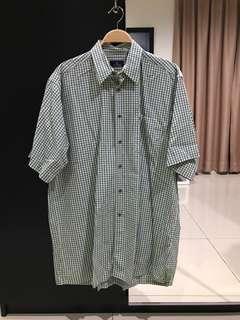 Nino Cerruti Green Shirt (Size L up to XL)