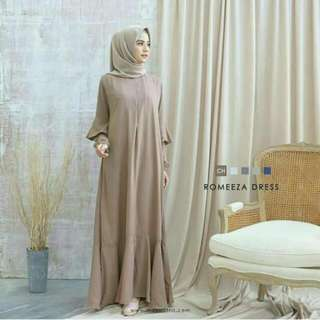 Romeeza Dress Mocca