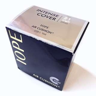 🌸IOPE Air Cushion Intense Cover Refill in No.21 Vanilla 15g