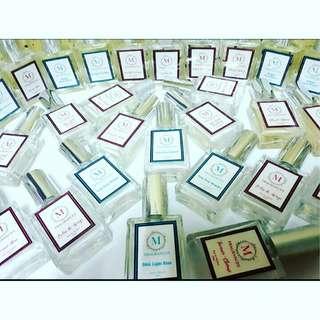 Longlasting and Oilbased perfume