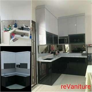 Kitchen set Murah Jakarta