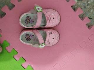 🚚 二手可愛粉紅鞋