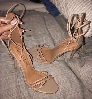 Pretty Little Thing Heels