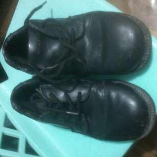 Stride Rite Black Shoes