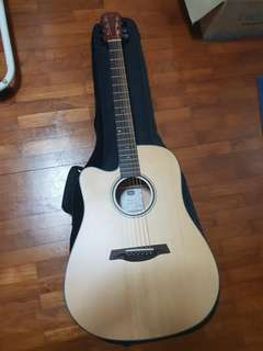 Maestro ED-1CL Left-handed Acoustic Guitar