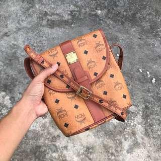 MCM Sling Bag