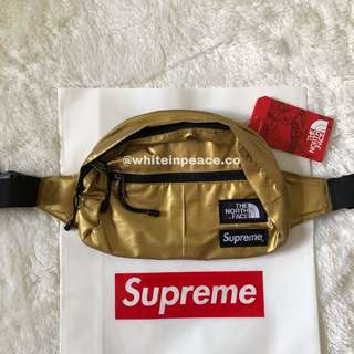 Supreme x The North Face Waist Bag