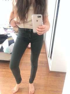 J Brand jeans khaki