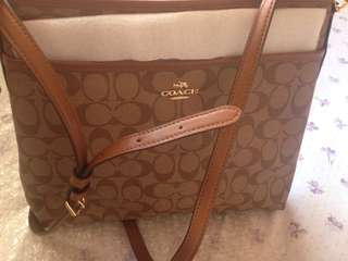 Authentic new style Sling bag Coach