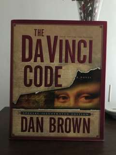Collectors item The Da Vinci Code