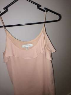 Forever New pink cami