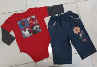 Set for 6-12m old