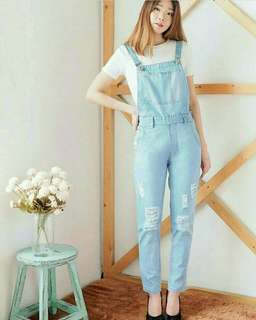 Jamsuit jeans Laura Overall