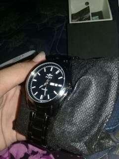 Jam tangan pilot - gambar asli