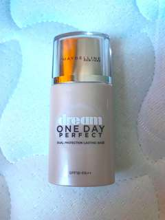 Maybelline Make Up Base One Day Perfect #Ramadan50