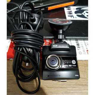 HP F550G car cam