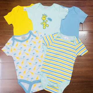 🚚 BN 5pcs Baby Rompers