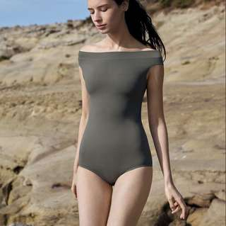 Uniqlo swimwear/ bodysuit