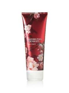 Bath and Body Works Japanese Cherry Blossom Body Cream